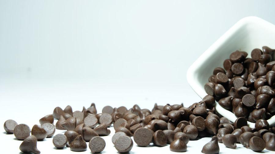 Many chocolate