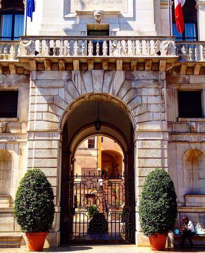 Palazzo Moroni -Padova Italia Padova Veneto Italia City Cityscapes Architecture Architecture_collection Architectural Detail EyeEm Best Shots EyeEm Gallery EyeEm Best Edits EyeEmBestPics