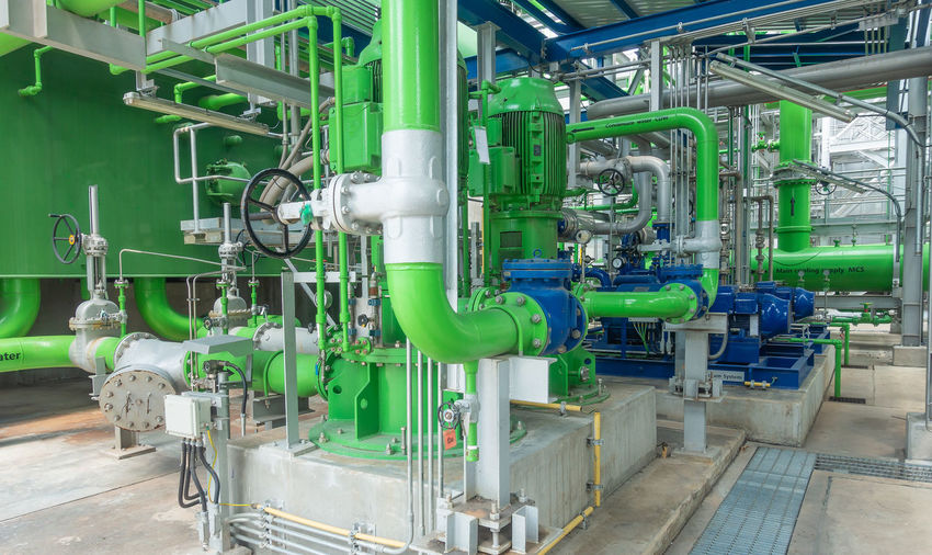 Alloy Business Chemical Plant Complexity Equipment Factory Food Processing Plant Fuel And Power Generation Green Color Indoors  Industrial Equipment Industry Machine Part Machine Valve Machinery Manufacturing Manufacturing Equipment Metal No People Pipe - Tube Pipeline Production Line Silver Colored Steel Technology