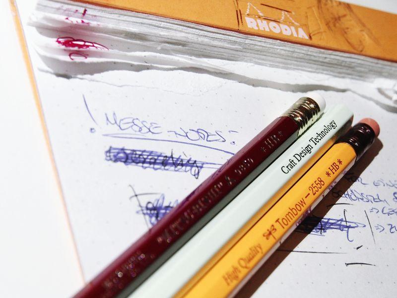 Rhodia Paperlove Indoors  Indoors  Bleistift Indoors  Write NOTIZBUCH Paper Notebook Indoors  Rhoida Stift