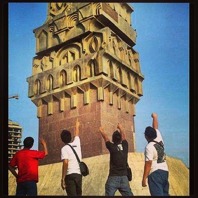 Tower... tirahan nang mga ibon.... Tower Birds Galamode
