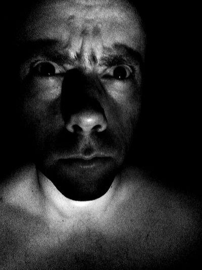 Blackandwhite I Am The Devil ...