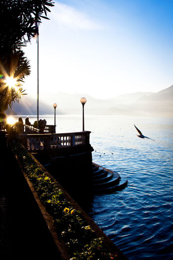 Como Lake Como Lake,Italy Glitter & Sparkle Wintertime Lake View Lakeshore Landscape_photography Sky