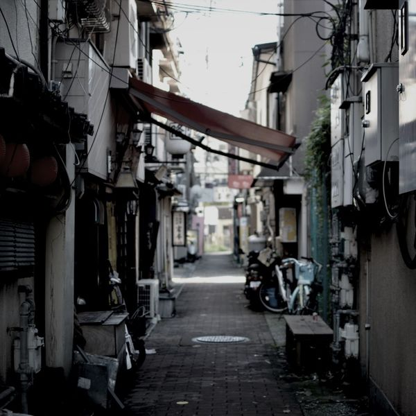 Japan Streetphotography Backstreets & Alleyways Walking