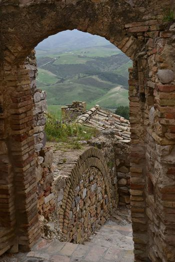 Architecture History Built Structure The Past Ancient Nature Day Travel Destinations No People Mountain Old Building Exterior Arch Solid Outdoors Building Tourism Travel Ancient Civilization Old Ruin