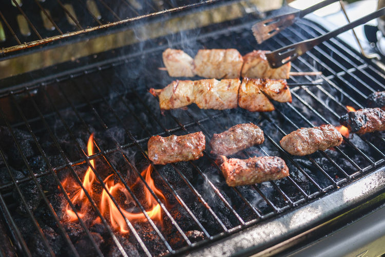 Barbaque Barbecue Barbecue Grill Barbecue Season Barbecuetime BBQ BBQ Time Cevapi Coal Cooking Fire Fire - Natural Phenomenon Flame Grill Grilled Grilled Chicken Grilled Meat Grilling Grilling Out Heat - Temperature Kitchen Meat Preparation  Smoke Cevapi