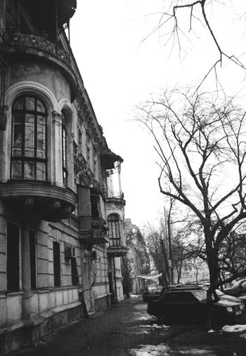 Architecture Streetphotography Balcony Blackandwhite
