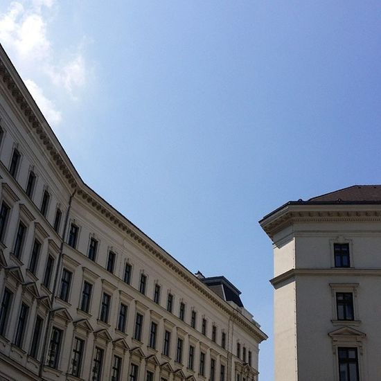 A question of perspective. Wien Wienmitte Vienna Architecture architettura cities