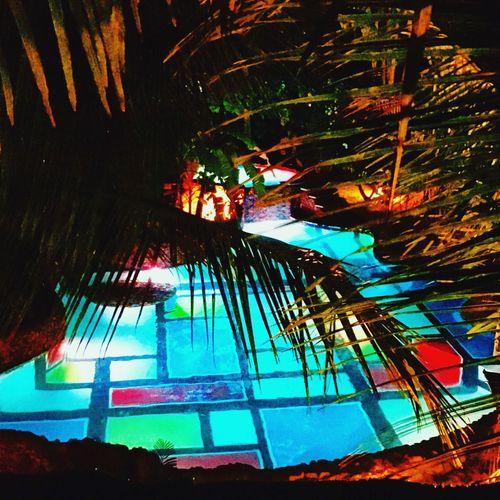 Mondrian Swimming Pool Zanzibar Hotel Paje Kitesurf Paje By Night Paje By Kite
