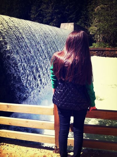 Waterfall Follow Me On ınstagram ! #follow #follow #follow