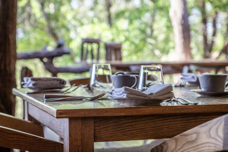 Table Wood -
