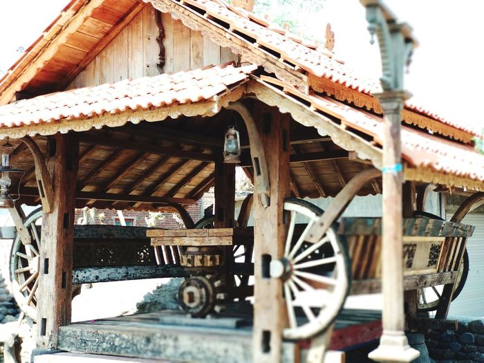 every culture of east java, Indonesia Situbondoeastjava Traditional House Cultures Old House East Java Situbondoeastjava Javaculture Eastjava Traditional House Watermill Water Wheel Wood - Material Architecture Building Exterior Built Structure Close-up Traditional Culture Old First Eyeem Photo