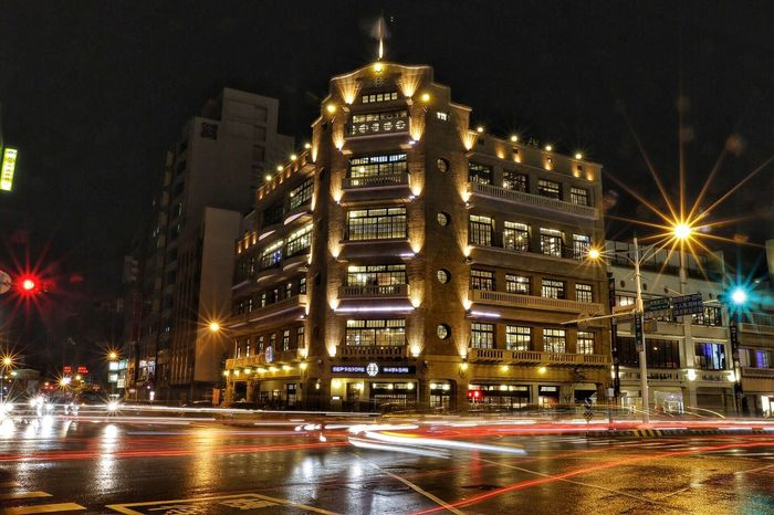 Tainan City Taiwan 林百貨