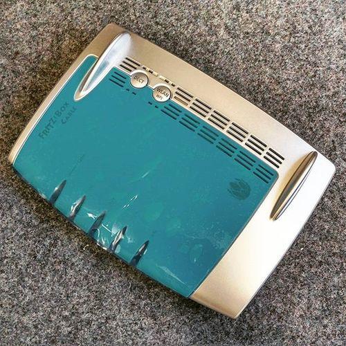 Endlich nen Modem mit mehr Dampf unter der Haube und der Luftschnittstelle. 😆 Unitymedia Avm FritzBoxCable FritzBox6490