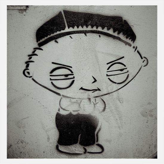 Activism Art Family Guy Stewie Uzbek