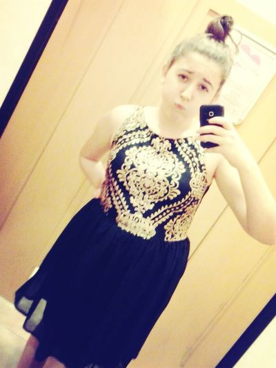 The dress I'm getting for semi-formal :)
