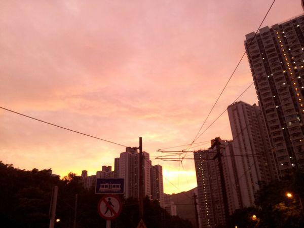 Last week. Sky Lookup Clouds