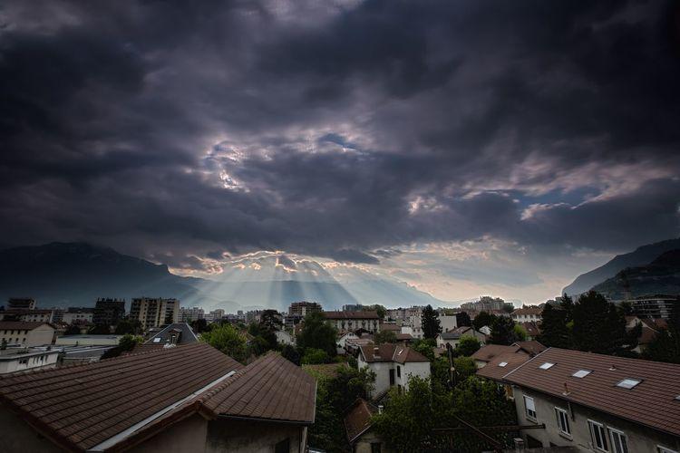 Grenoble under