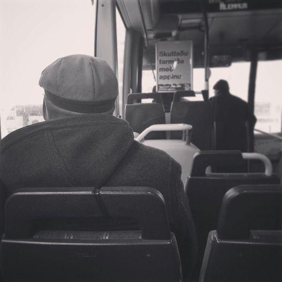 Strætó gengur sinn vanagang. Citylife Streetlife Buslife