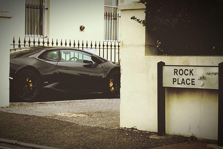 Brighton Summer Privacy Lamborghini Huracan Privacy please...