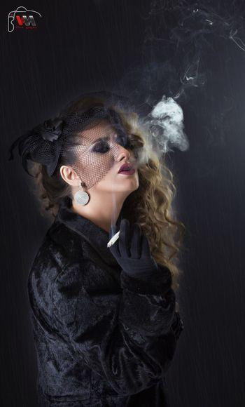 Smoking Smoke Model Lebanese Lebanese Model Sexygirl
