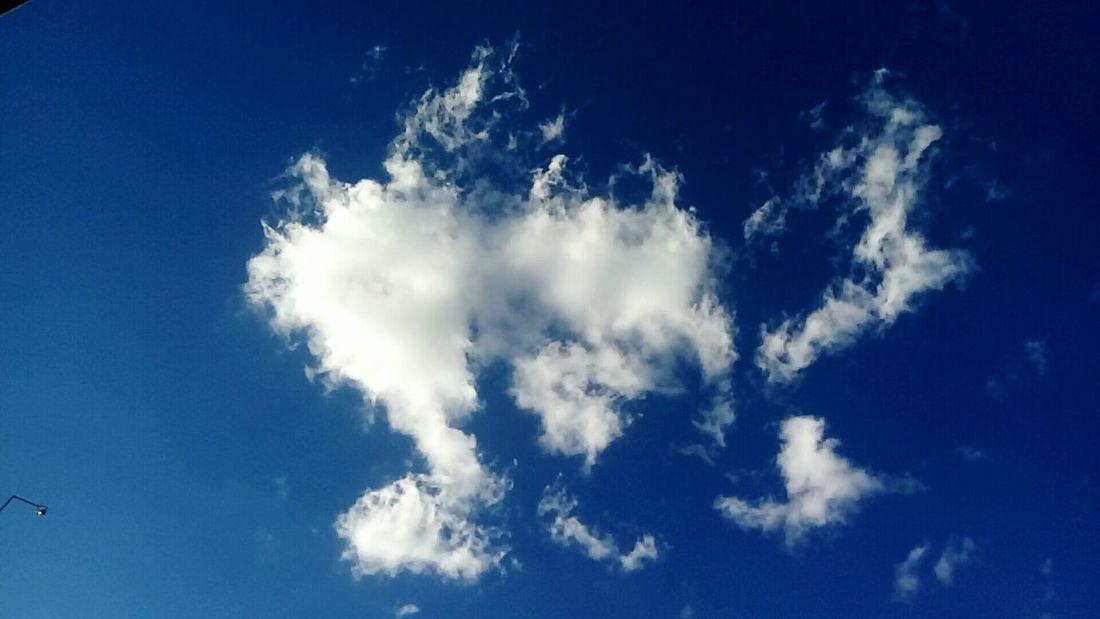 Cloud - Sky Blue !!!♥♥