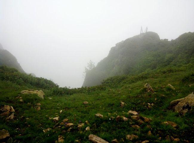 Mountains Fog RozaPik Handsomely