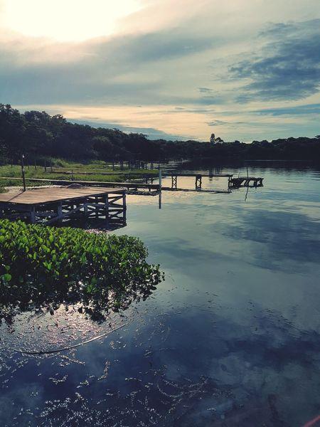 Lake Cloud - Sky Beauty In Nature EyeEmNewHere Sky Brazil River