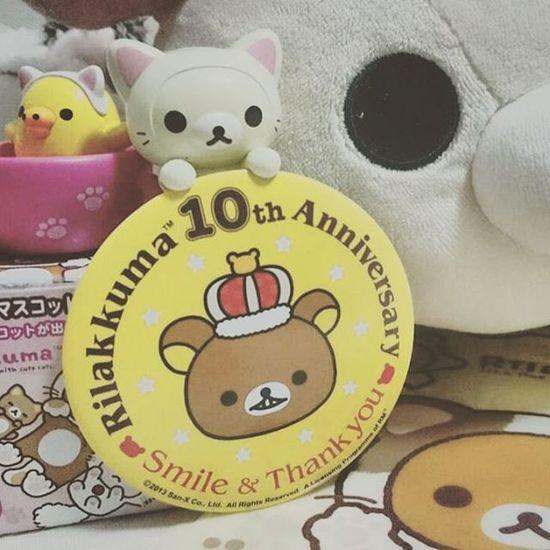 小白熊跟隱藏版小雞💖💖💖 Rilakkuma Present Luckyday 贈り物 おみやげ リラックマ Neko 小幸運 幸せだね