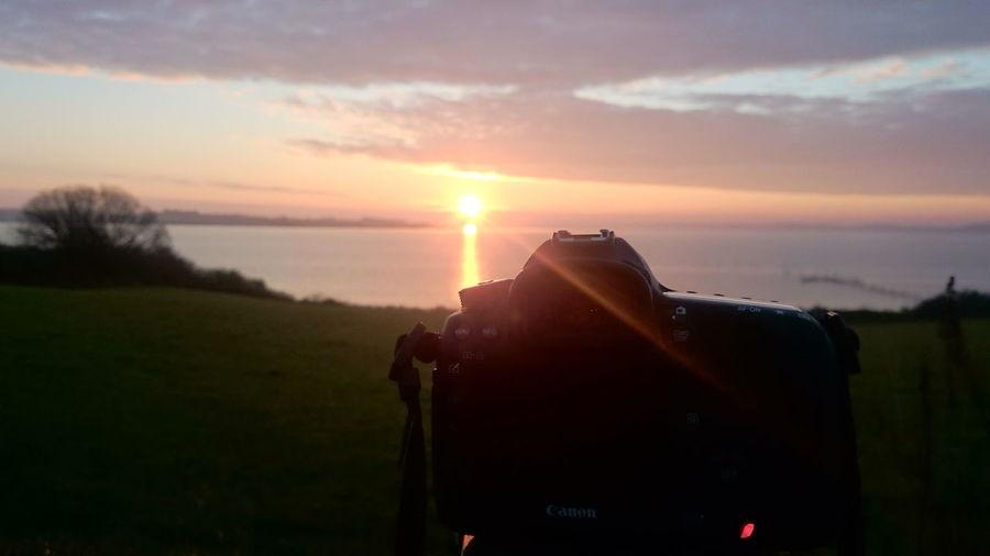 Sunrise Movieproject First Eyeem Photo