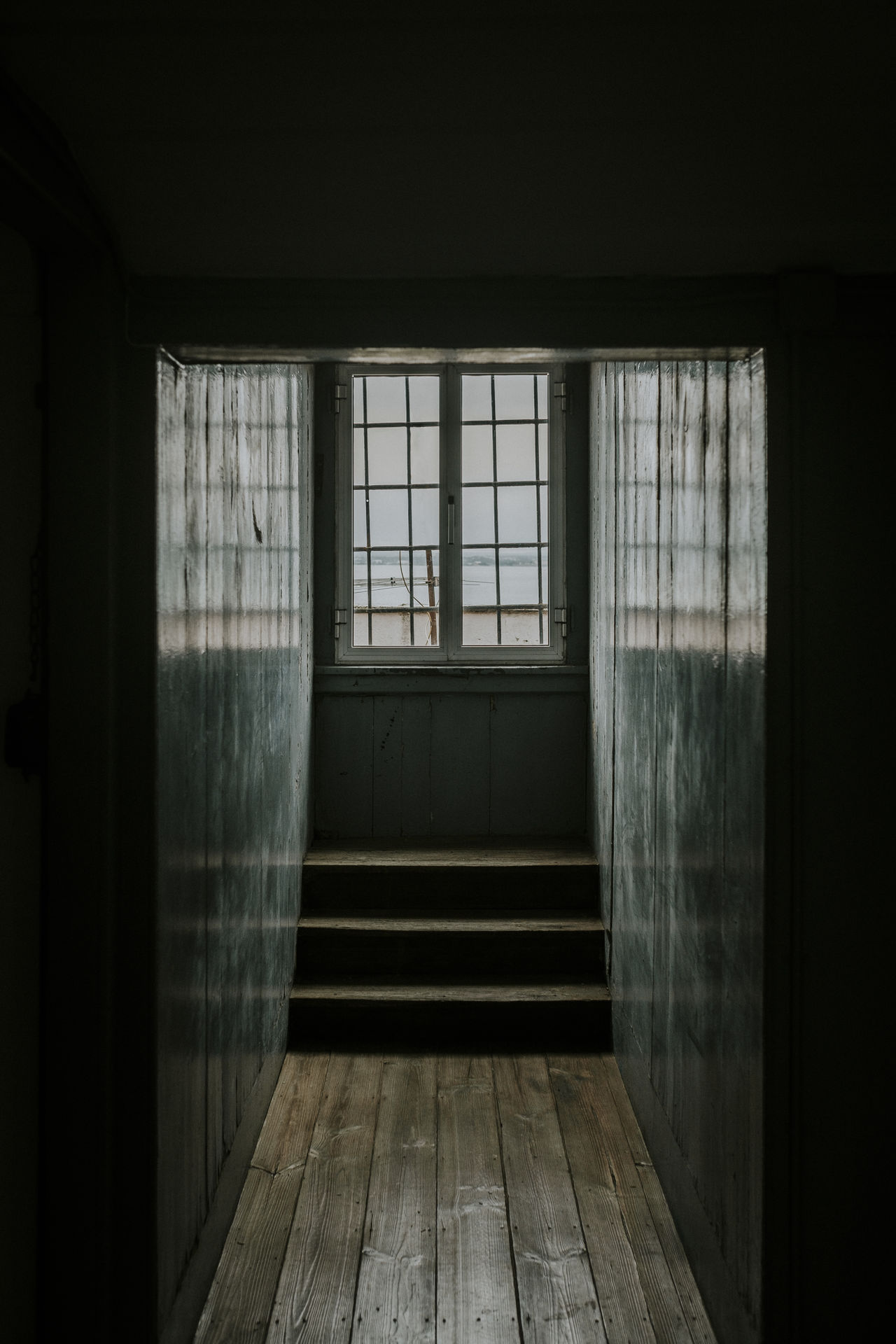 window, indoors, architecture, day, no people