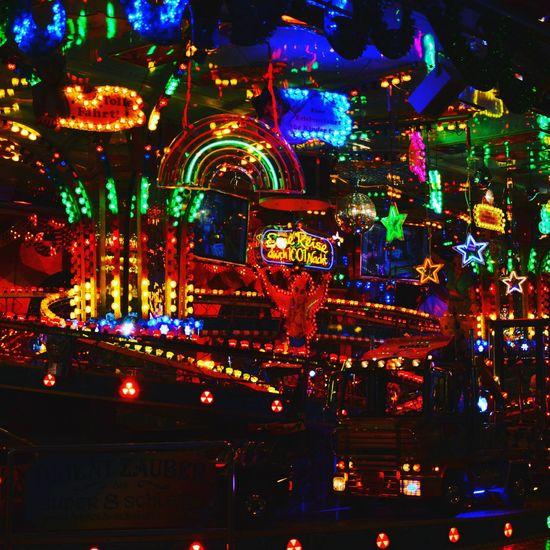 Illuminated Night Multi Colored Celebration No People Travel Destinations Celebration Event Neon Architecture Photography Lighting Lights Light Carnival Amusementpark Amusement Park Colorful Town Citiy Fun! Funky Party Evening Enjoying Life Enjoyment