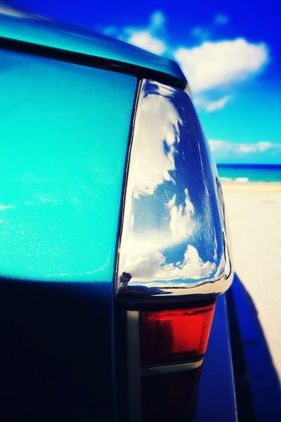 Living And Travel Old Cars ❤ Citroën SM Citroen Maseratı Sea Transportation Mode Of Transport Water Car Day No People Outdoors Reflection Close-up Sky Nature Sicilyphotography Sicily, Italy Travel Photography Travel Traveller Beach Blue Old Colors