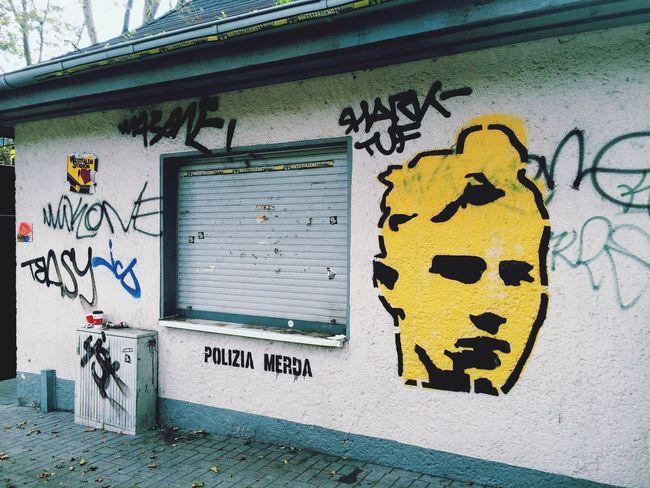 Writing On The Walls Graffiti Art Street Photography