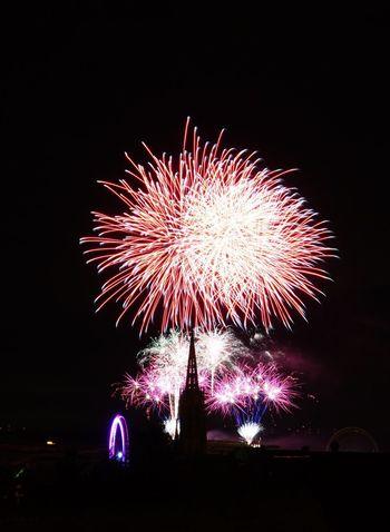 Feuerwerk Fireworks Bad Dürkheim Wurstmarkt