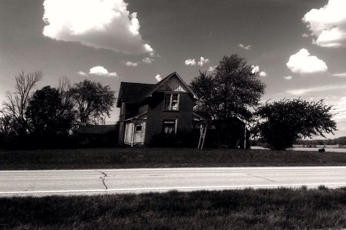 Black And White Black & White Blackandwhite On The Road