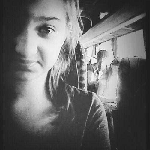 Me :)) Inthebus Selfie ✌ Halfie Friendstrip