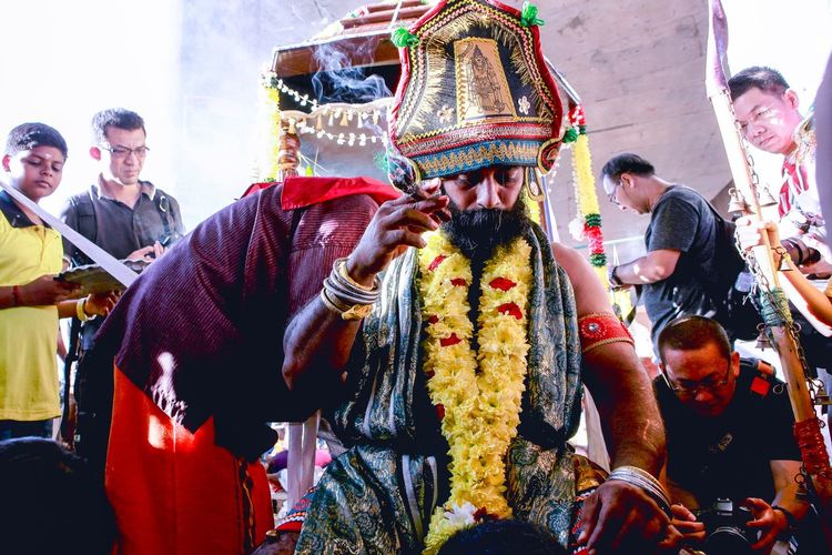 Batu Caves Culture Faith Kavadi People Religion Thaipusam2016 Travel Photography TheWeekOnEyeEM The Week Of Eyeem