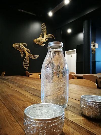 Foodgram Indoors  Waiting For Food :) Restaurant Interior Always Be Cozy