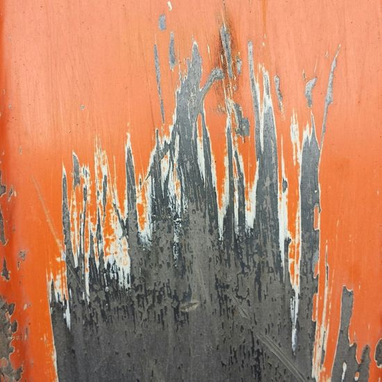 Unintentional Art Accidental Art Abstract Paint Decay Unintentionalart Accidentalart Digger