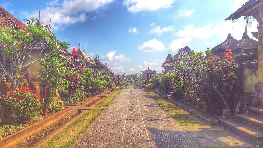 Beautifull Village Bali LocalGuides Village Architecture City Tree Sky Cloud - Sky Architecture Ornamental Garden Historic