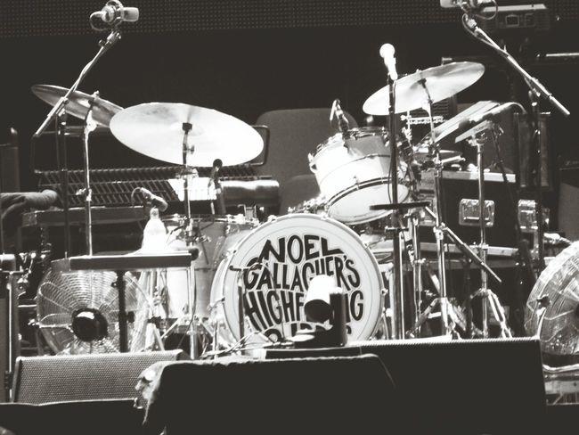 Drumkit Music Noelgallaghershighflyingbirds
