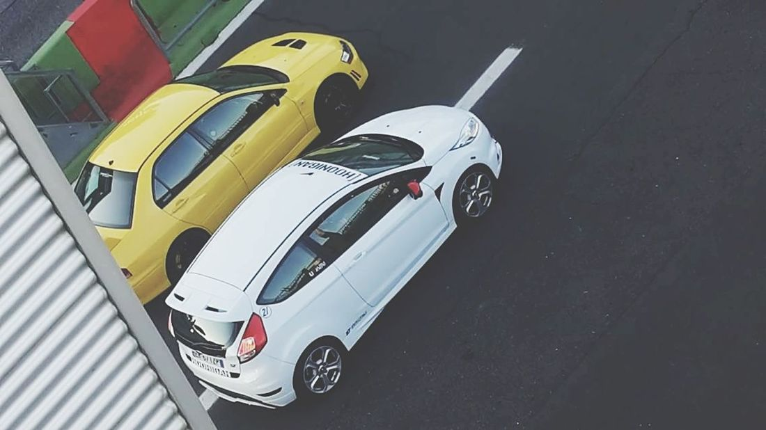 Car Sports Race No People Motorsport Competition Racecar Auto Racing Outdoors Day Motorsport Auto Racing Cars HP Ford Fiesta Fordfiesta St Fordst Sunset Trackday Ecobeast Motor Racing Track Sports Track Driving Passenger Boarding Bridge