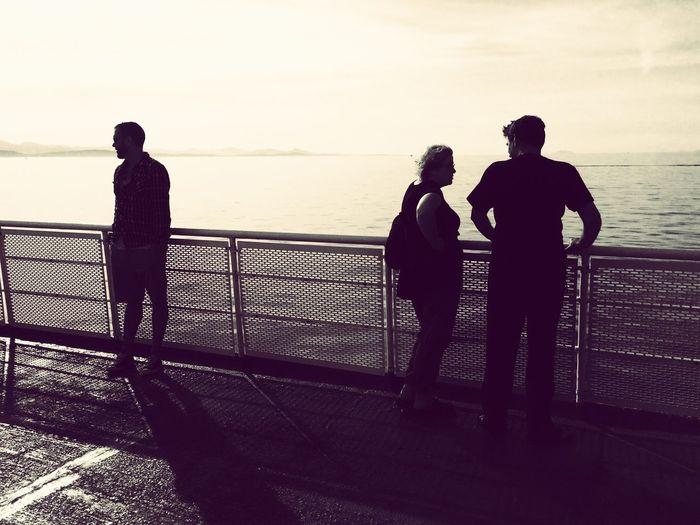 Ferry Sail Away, Sail Away travel
