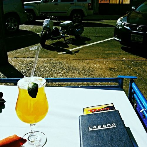 Enjoying the sun after work. And still doing business deals while having a margarita. Happy cinco de mayo everyone Nycalive Cincodemayo Drinks Saleslife ruckin ruckus ruckmob rucknation totalruckus gy6 ruckus_official rucklife ruckwheels ruckusloving hondaruckus hondalife honda hondatuning honda_tuning