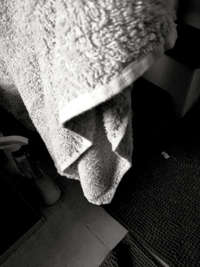 Towelday Towel Bath Time Cleaning My Room Bath Towels Blackandwhite Facecloth Clothes Drying