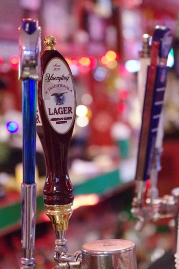 What's on tap? On Tap Alcohol Bar - Drink Establishment Beauty In Nature Close-up Drink Focus On Foreground Indoors  No People Selective Focus