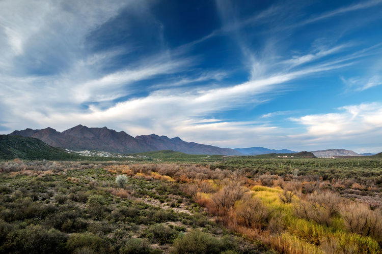 Cloud - Sky Environment Landscape Scenics - Nature Sky Mountain Beauty In Nature Tranquil Scene Nature Non-urban Scene Tranquility No People Plant Land Day Mountain Range Grass Remote Idyllic Field Semi-arid