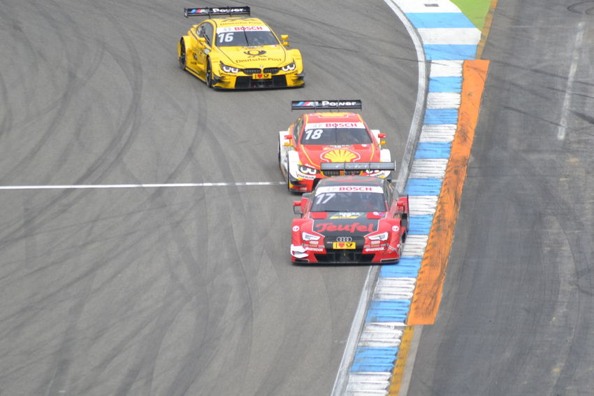 Audi Audi ABT DTM Hockenheimring Mercedes Abt Auto Auto Racing Bmw Car Day Driving Finale Gernany High Angle View Hockenheim Land Vehicle Mode Of Transport No People Outdoors Racecar Rennen Rennsport Road Speed Sports Race Sports Track Transportation