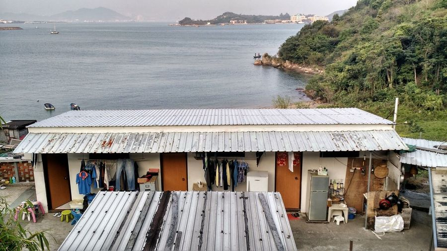 The hidden side of Hong Kong. EyeEm Selects Water Sea Beach Architecture Building Exterior